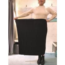 彈性顯瘦裙3XL沒問題