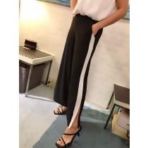 韓國涼感顯瘦褲
